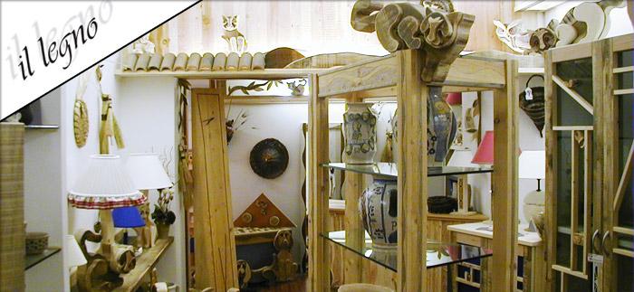 Mobili artistici in legno for Piccoli oggetti in legno fatti a mano
